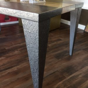 Custom made table - steel - Naples