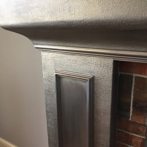 Fire place - private residence Naples