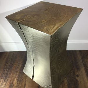 Champagne coffee table