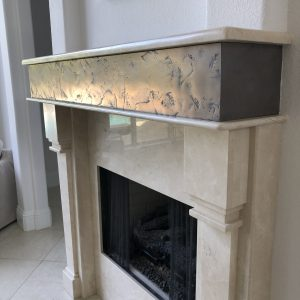 Fire place insert - Naples