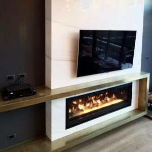 Fire place - Chicago